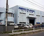 パイプ加工工場