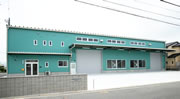 パイプ加工工場(第2工場)